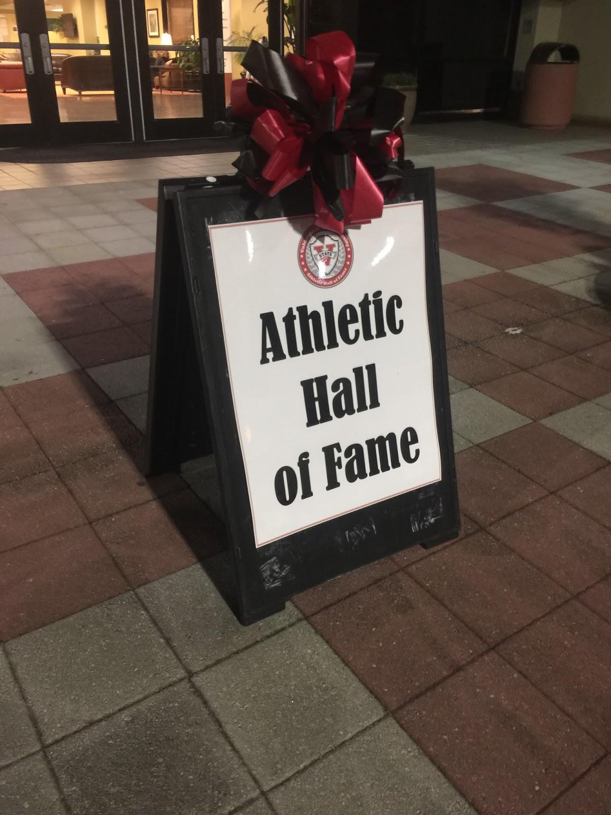 VSU Hall of Fame Induction Weekend