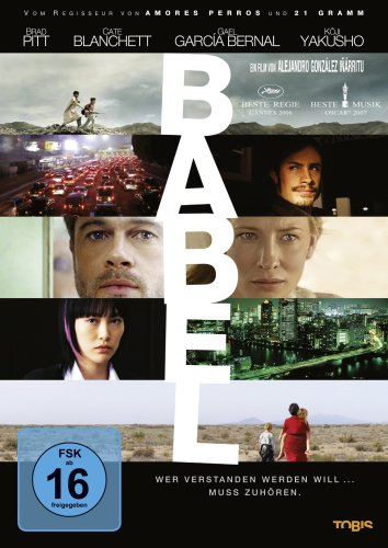 Babel (2006) [BRrip 1080p] [Latino] [Drama]