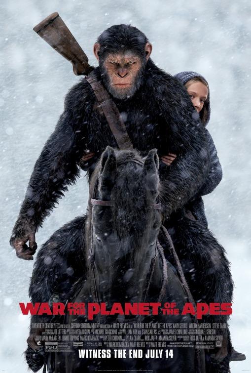 Planeta dos Macacos A Guerra 2017 Legendado