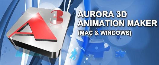 Aurora 3D Animation Maker v12 05 09 + Crack + Keygen free