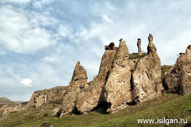 Kamennyj-les-Gorod-Goris-Armenija