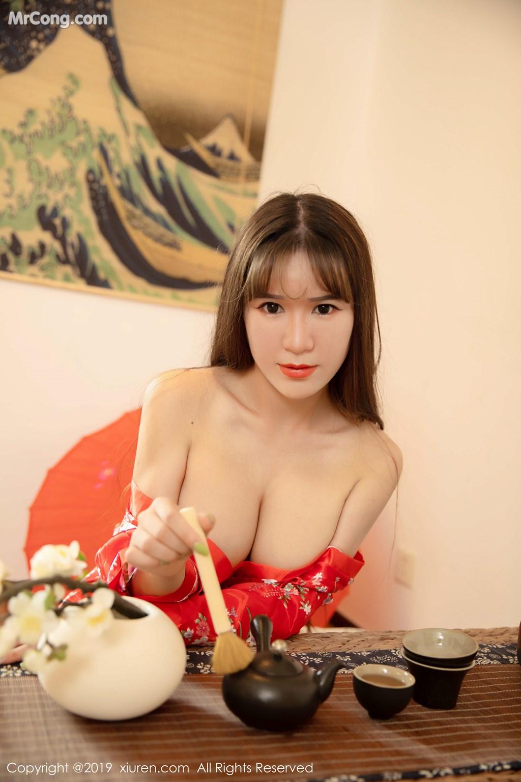 XIUREN No.1647: Wang Zi Lin (王紫琳) (83P)