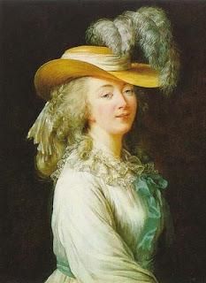 Portrait of Madame du Barry by Louise Élisabeth Vigée Le Brun, 1781