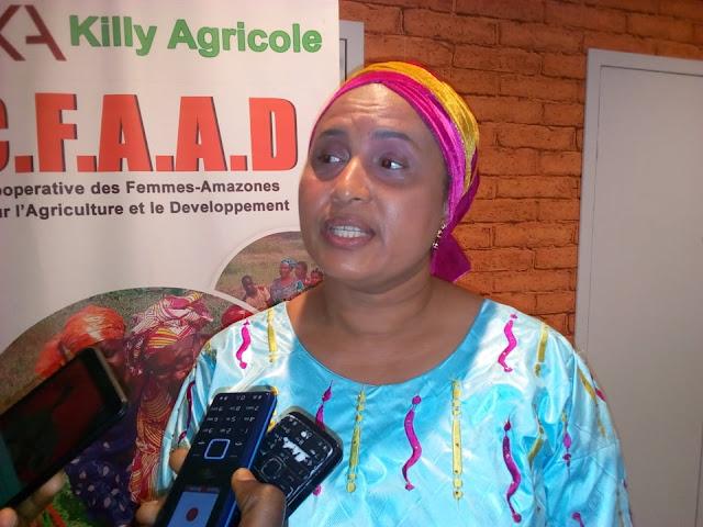 Mme Kadiatou Diallo