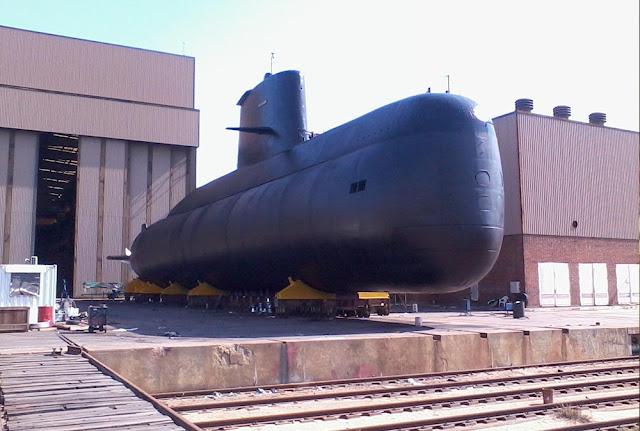 Image Attribute: A.R.A. San Juan at Tandanor shipyard / Source: Wikipedia