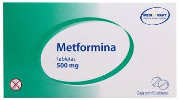 que efecto tiene la metformina para bajar de peso
