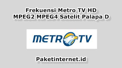 Frekuensi Metro TV