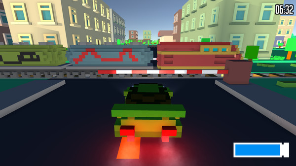Voxel Race Full Download