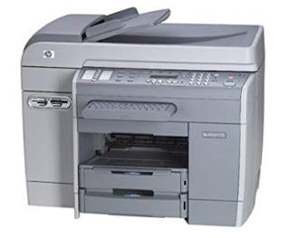 HP Officejet 9100 Télécharger Pilote