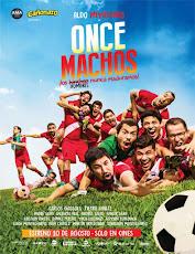 pelicula Once Machos (2017)