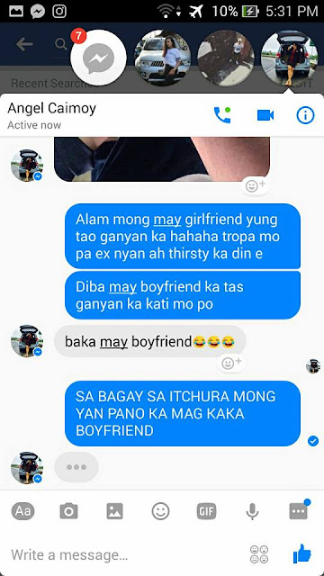 Read Here! Woman Confronts Her Boyfriend's Side Girl on Facebook! You Won't Believe How Shameless This Girl is!
