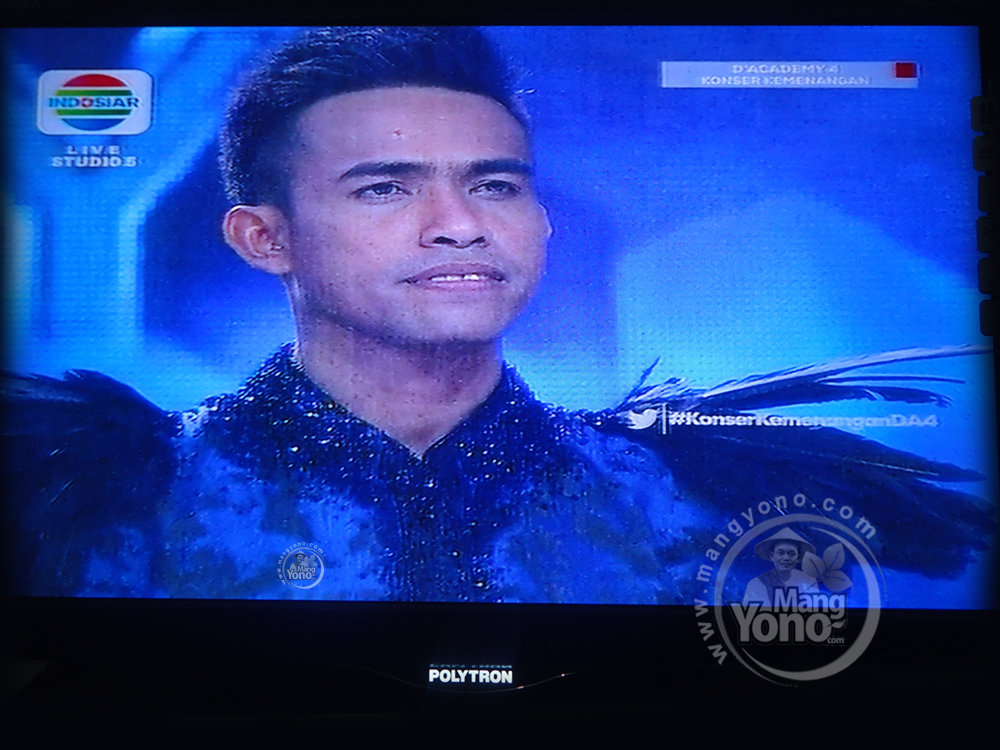 Fildan Baubau Juara 1 Dangdut Academy 4 DA4 Indosiar