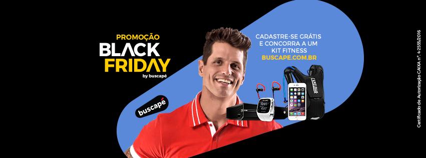 2476a1a136 Promoção Black Friday 2016 Buscapé - Concorra a Super Prêmios! - Baú ...