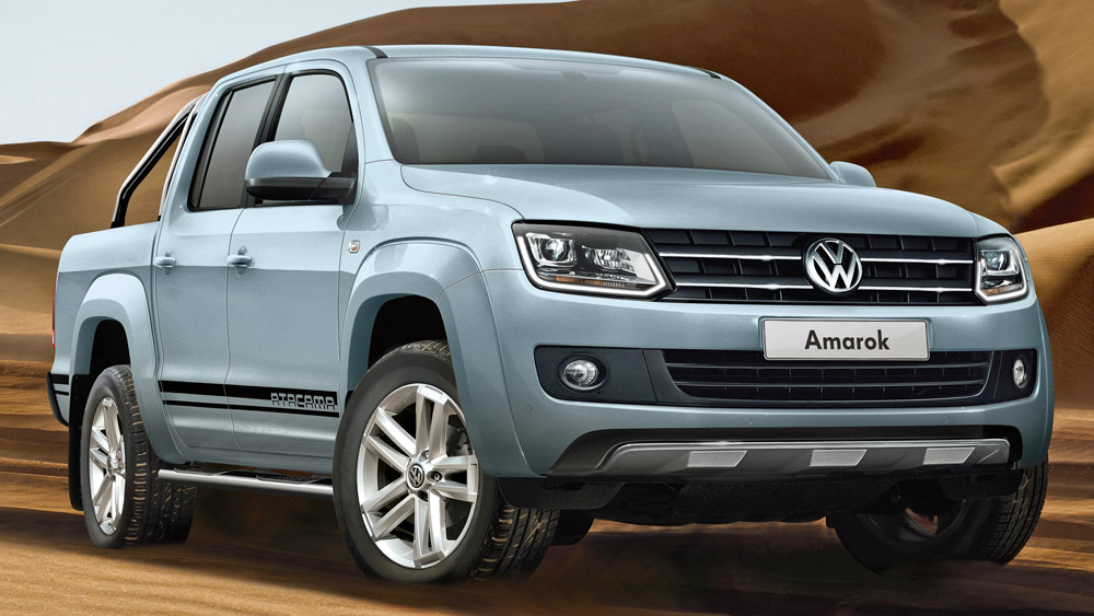 Commercial Truck Success Blog: Amarok Atacama limited