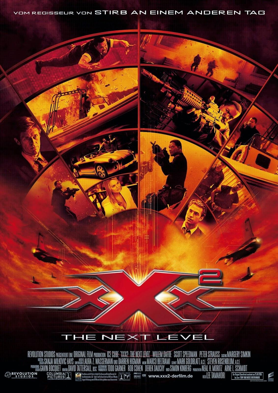 Triple X 2 ทริปเปิ้ลเอ๊กซ์ 2 พยัคฆ์ร้ายพันธุ์ดุ [HD][พากย์ไทย]