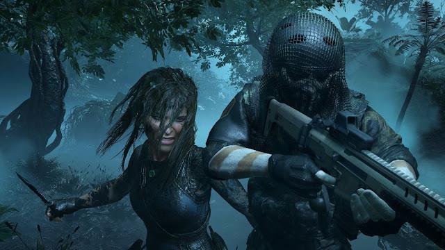 شاهد بالفيديو إستعراض جديد لطريقة اللعب في Shadow of the Tomb Raider و محتوى جديد كليا ..