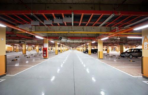 Hầm đỗ xe thông minh Florence