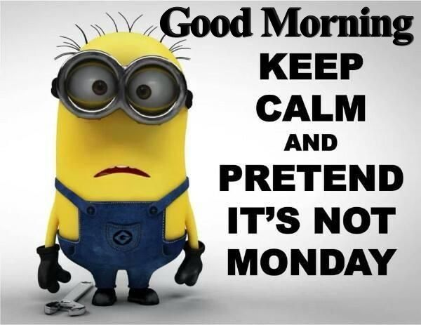 good morning keep calm monday morning quotes