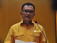 Sekjen baru Golkar: Luhut komandan saya, wakilnya Prabowo
