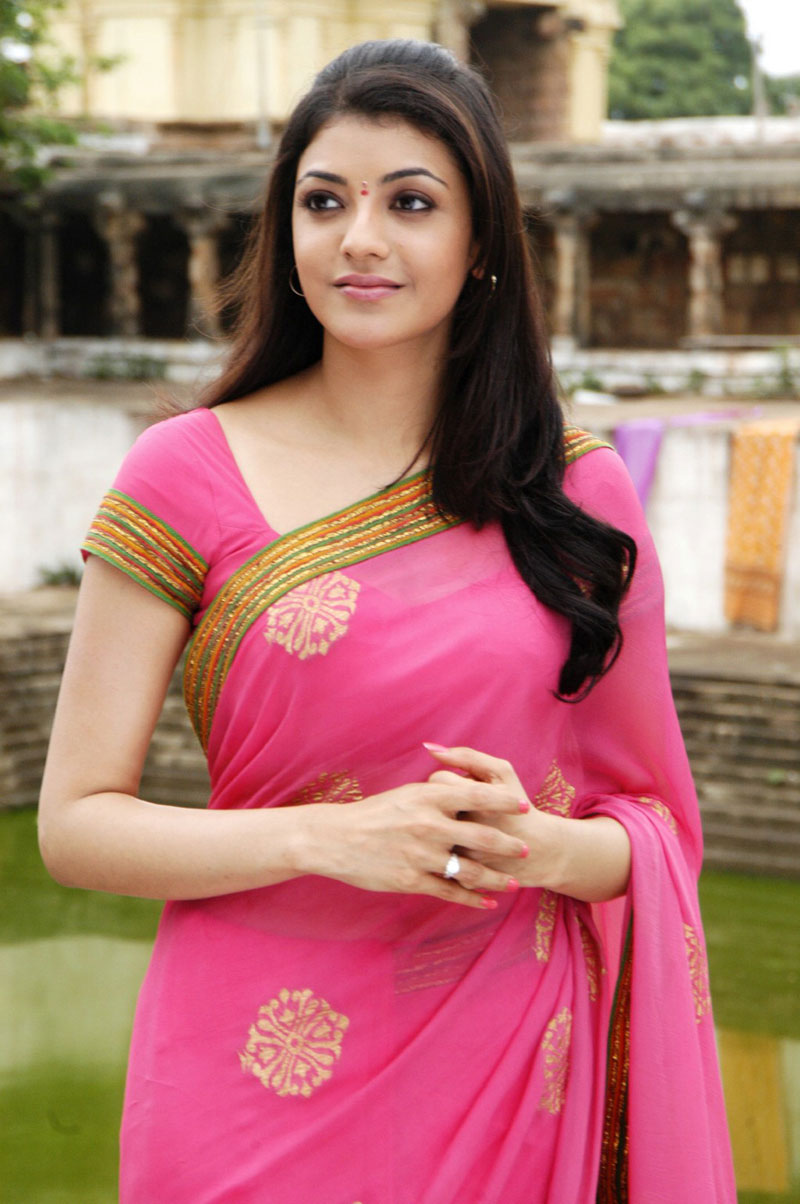 Indian Sexy Film Actress Kajal Agarwal Bio And Profile