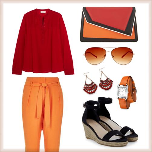 Come creare outfit con borse bicolore: idee ed appunti di stile