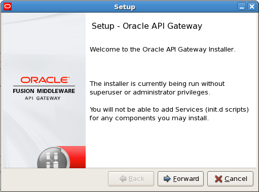 More than just Identity & Access Management: Oracle API