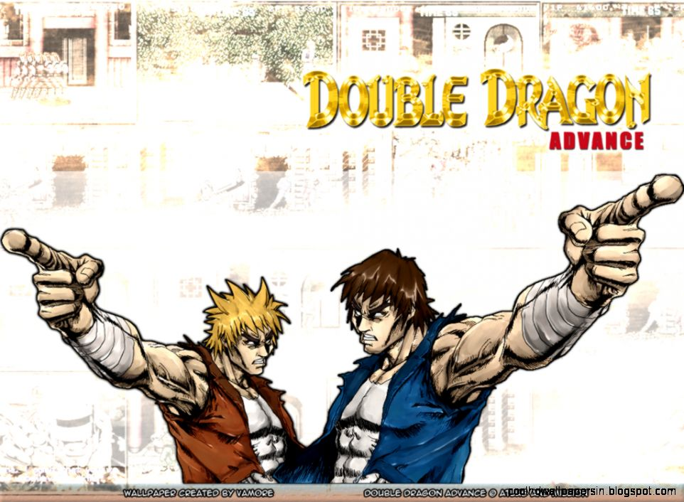 Double Dragon Wallpaper Cool Hd Wallpapers