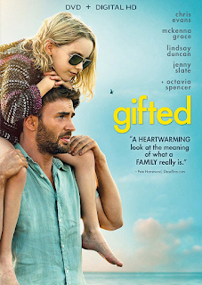 Gifted [2017] [DVD5] [Latino]