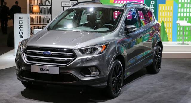 Ford Kuga 2017-2018