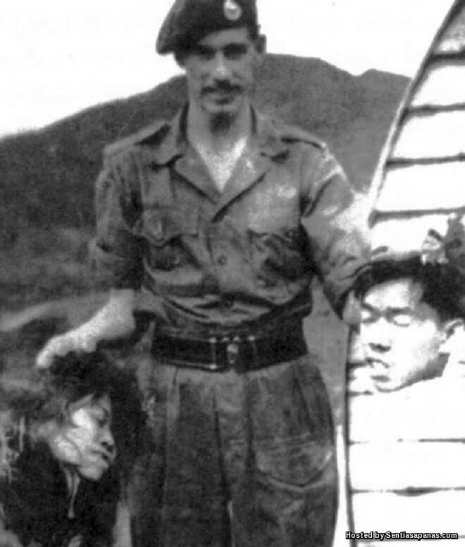 Sejarah Sarawak Rangers Tentera 'Pemburu Kepala' Terbaik Di Dunia