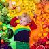 Παιδί και λαχανικά: Πέντε τρόποι να τα εντάξετε στη διατροφή του