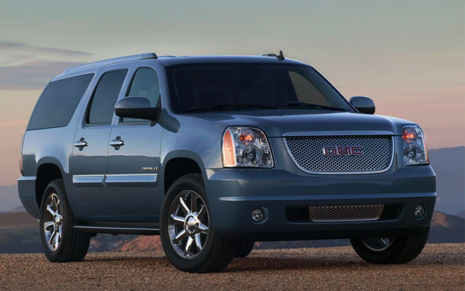 2019 gmc yukon xl denali 4wd 8 speed automatic car and driver review. Black Bedroom Furniture Sets. Home Design Ideas