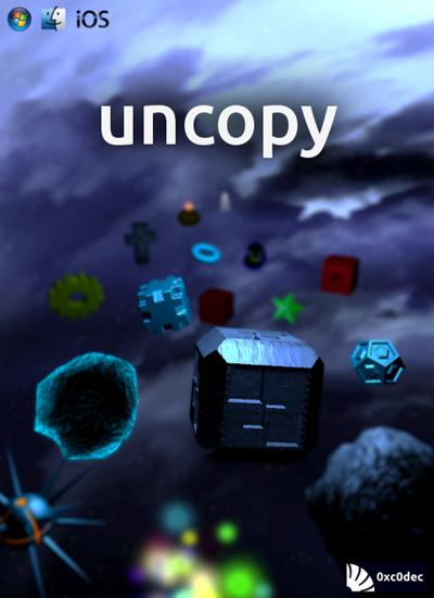 Uncopy PC Full OUTLAWS