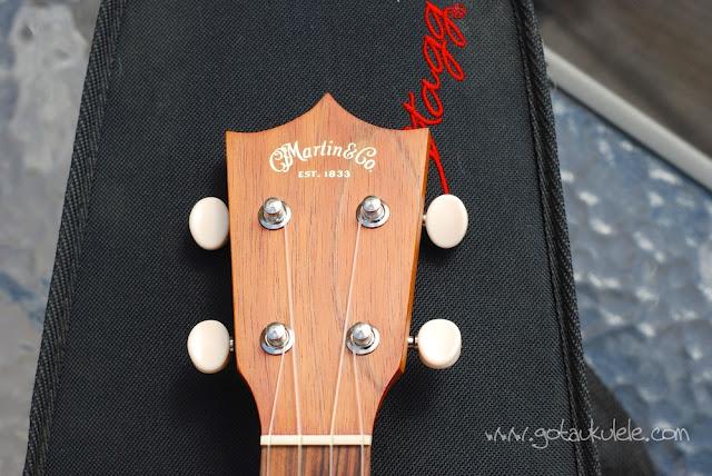 martin ukulele headstock shape