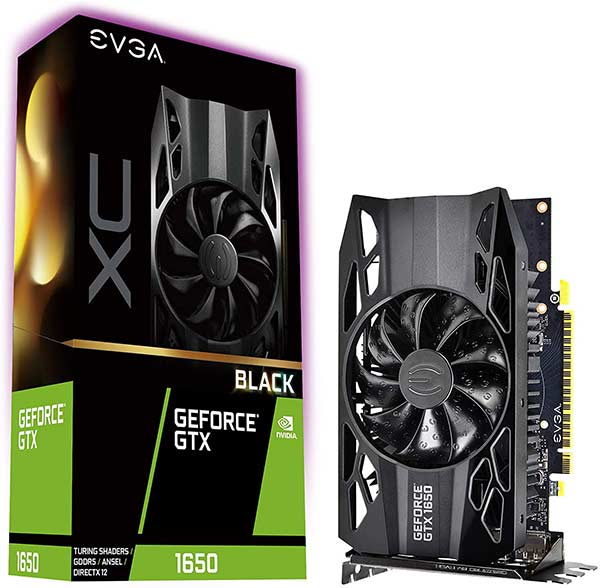 EVGA GeForce GTX 1650 XC