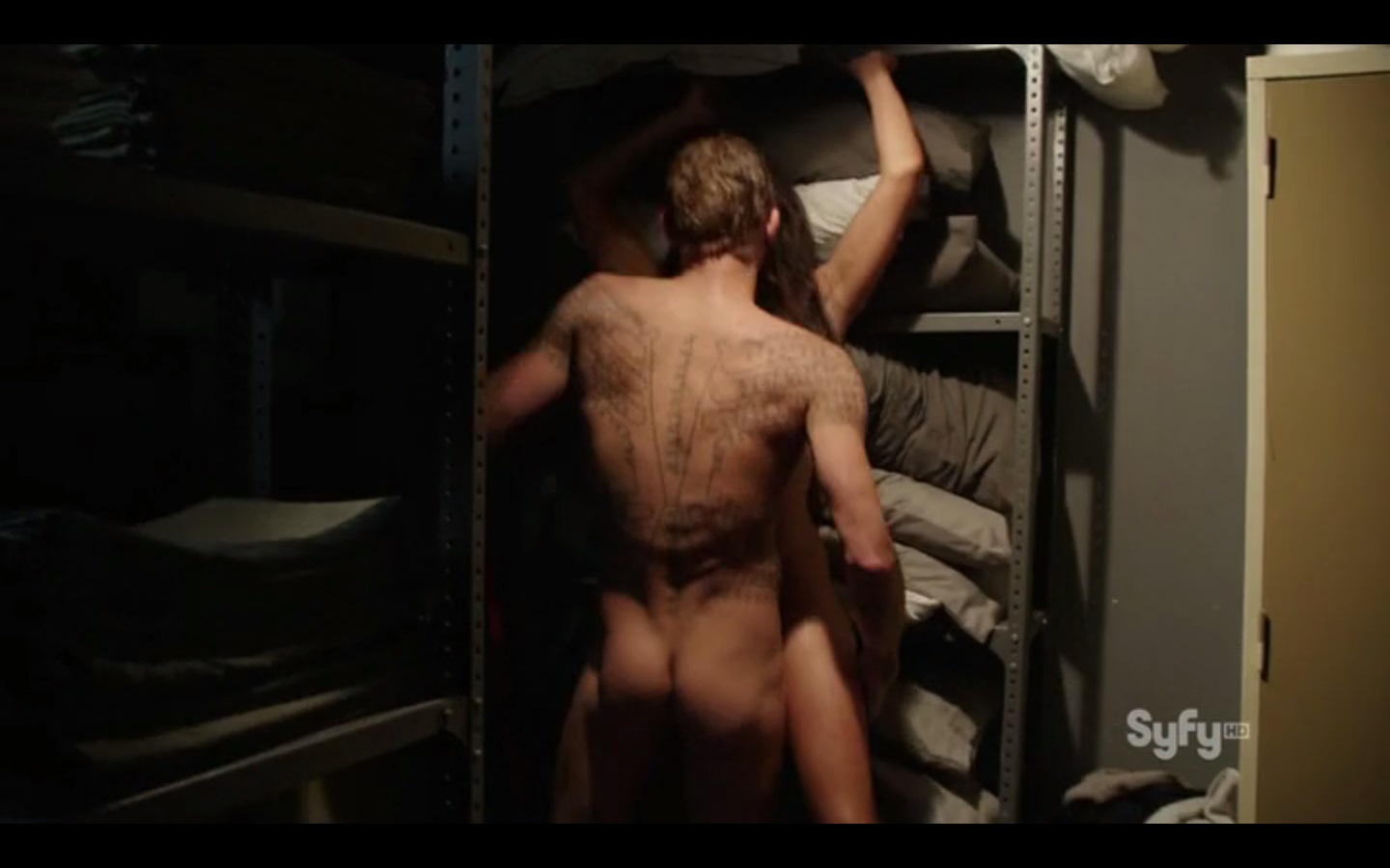 Christopher egan naked