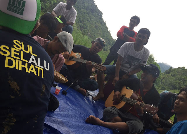 Gelar Wisata Religi di Rante Balla, Karang Taruna Siap Promosikan Pariwisata Luwu