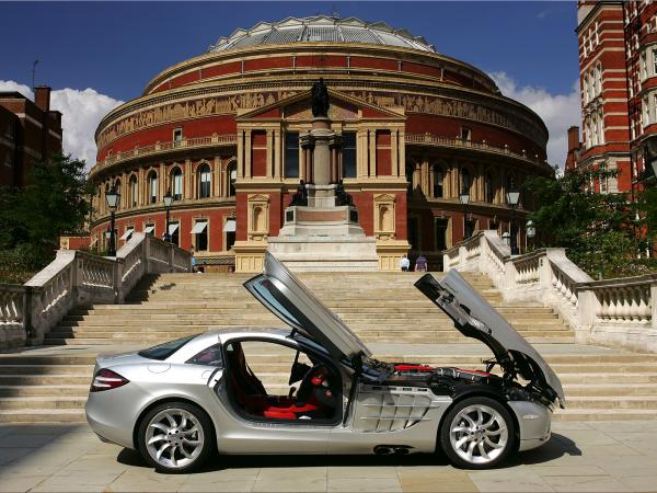 Fond Ecran Voiture Mercedes