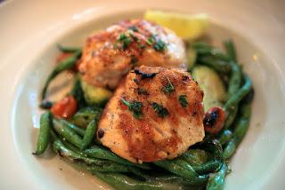 Eating Lots of Salmon Raises HDL Cholesterol