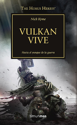 The Horus Heresy vol.26 - Vulkan Vive