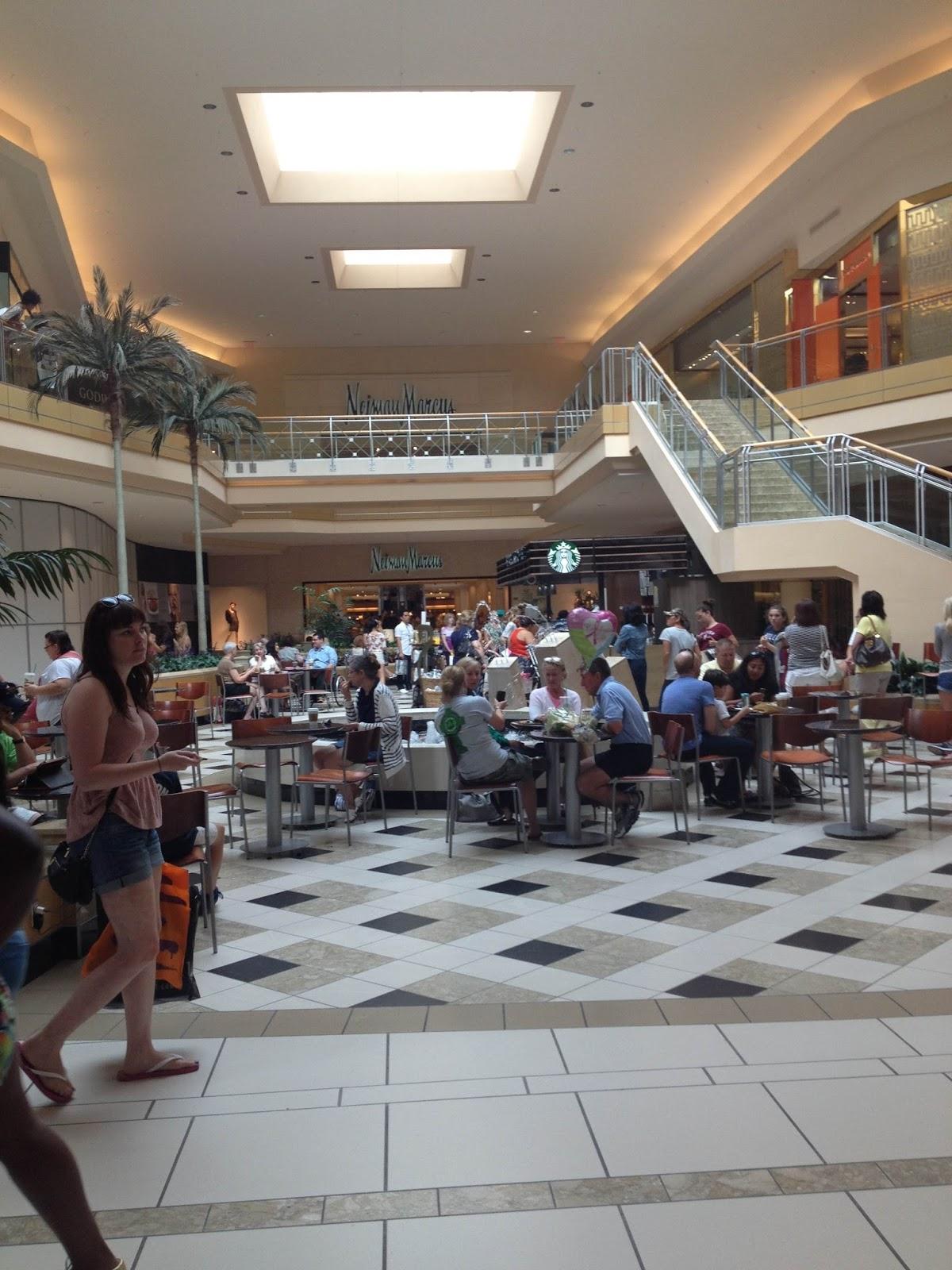 Brandon Mall Food Court Restaurants