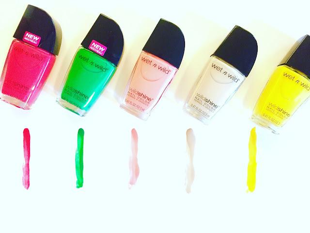 wet n' wild nail polish