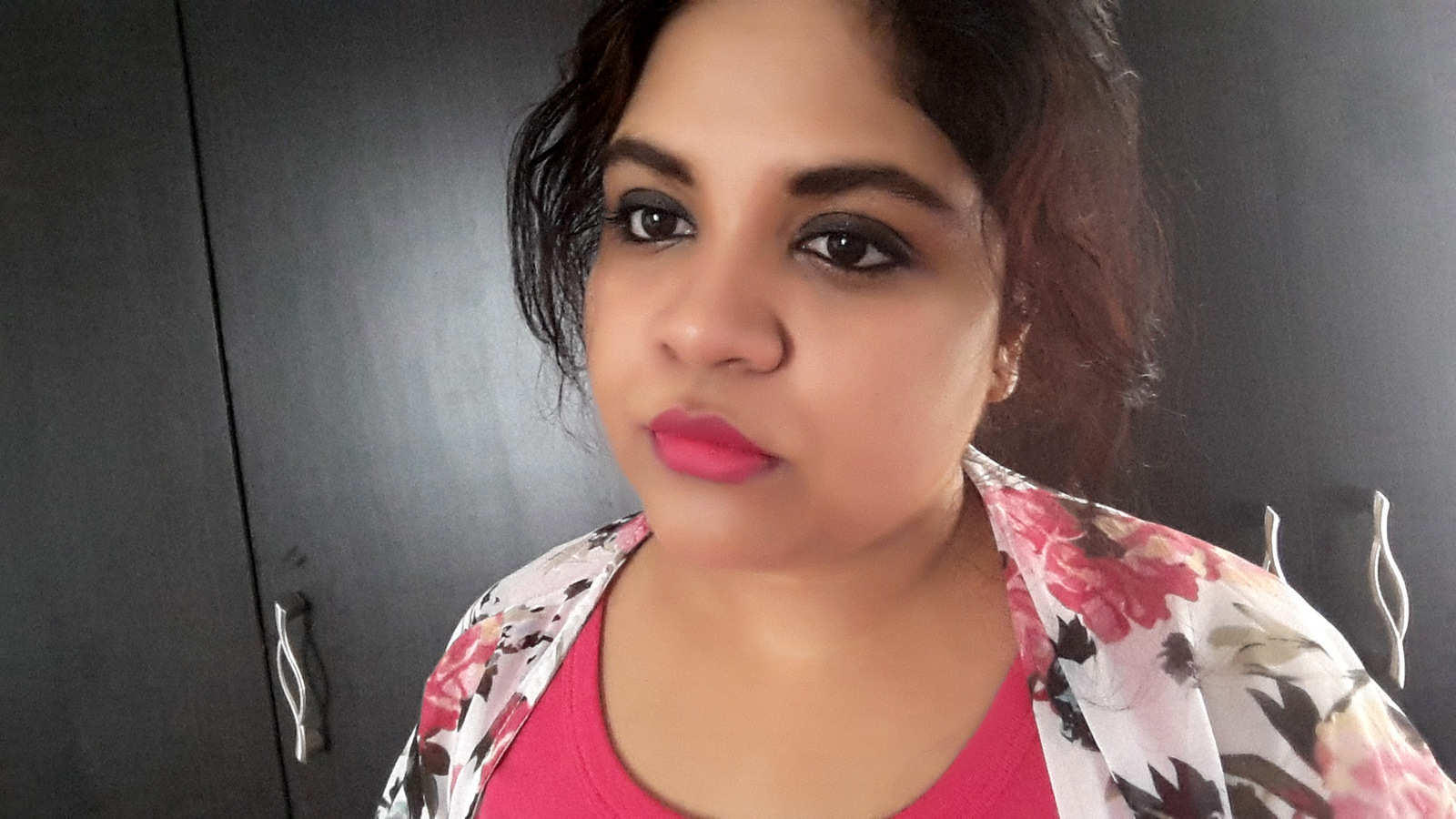 Lakme Absolute Matte Lipstick in Pink Me Up