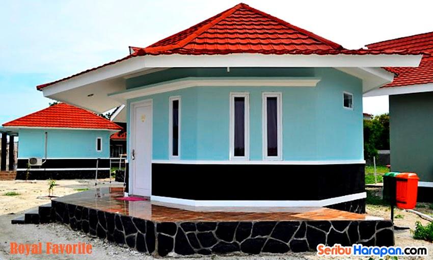 paket wisata pulau kelapa royal island