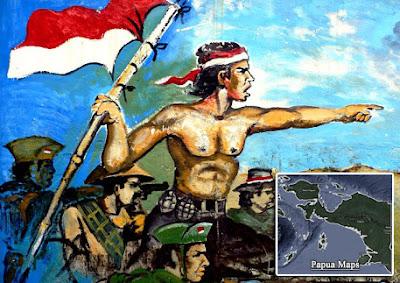 Papua Objek Bagi Indonesia Melalui Sistem PemerintahanNya untuk Saat ini