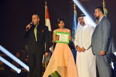 شيرين عبد الوهاب توضح حقيقة اللقب الذي حصلت عليه كسفيرة للنوايا الحسنة