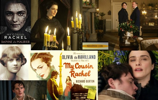 My Cousin Rachel book to film adaptation