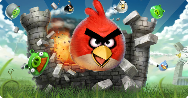 Download Koleksi Ringtone Angry Birds