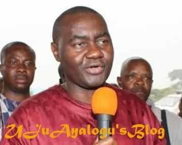 I Won't Leave APC – Sen. Magnus Abe