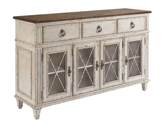 French Farmhouse living Room-Entertainment Console-From MY Front Porch To Yours